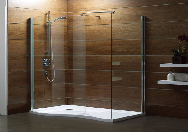 Walking in Shower - Easy Access Bathrooms